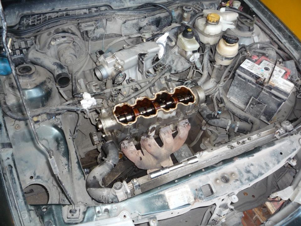 Дэу Нексия двигатель