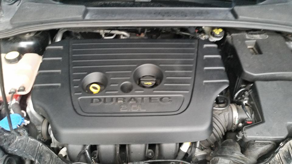 Форд Фокус 2.0