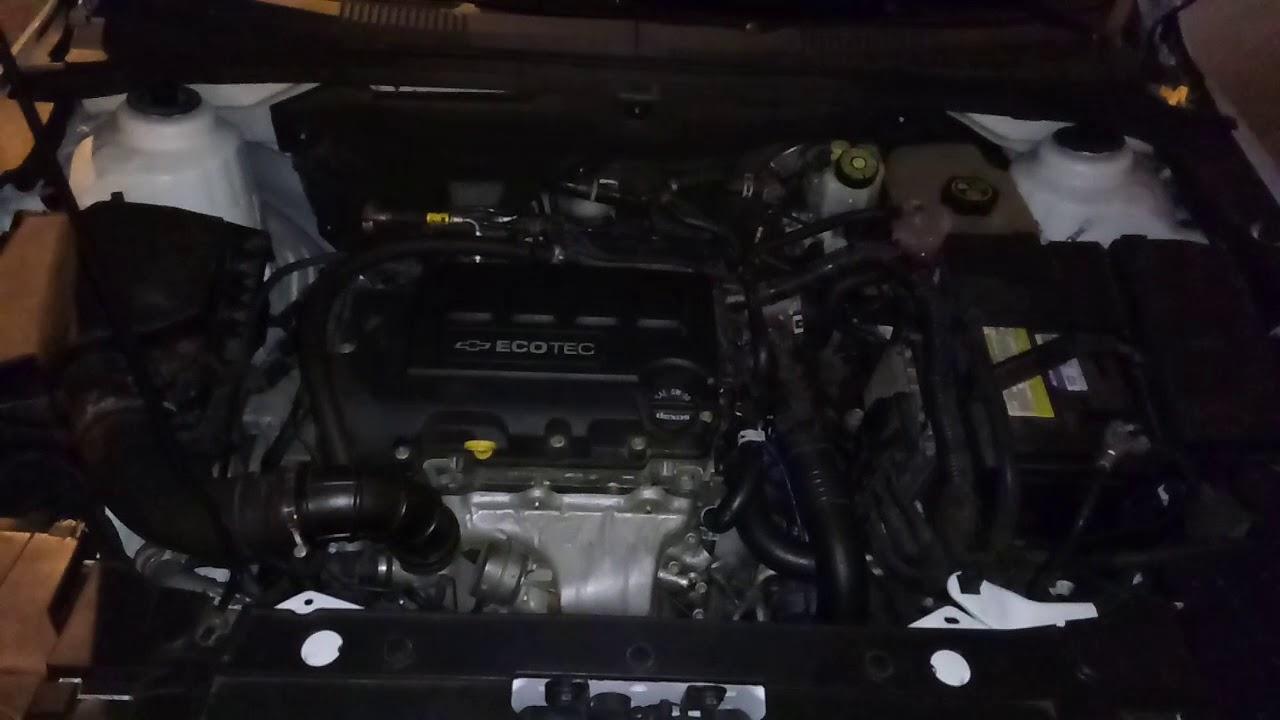 шевроле круз двигатель