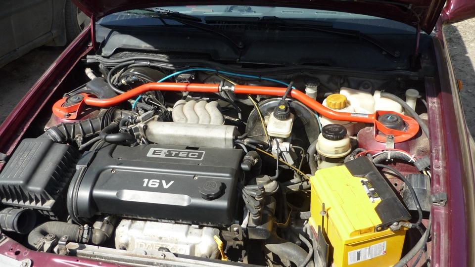 A15MF двигатель