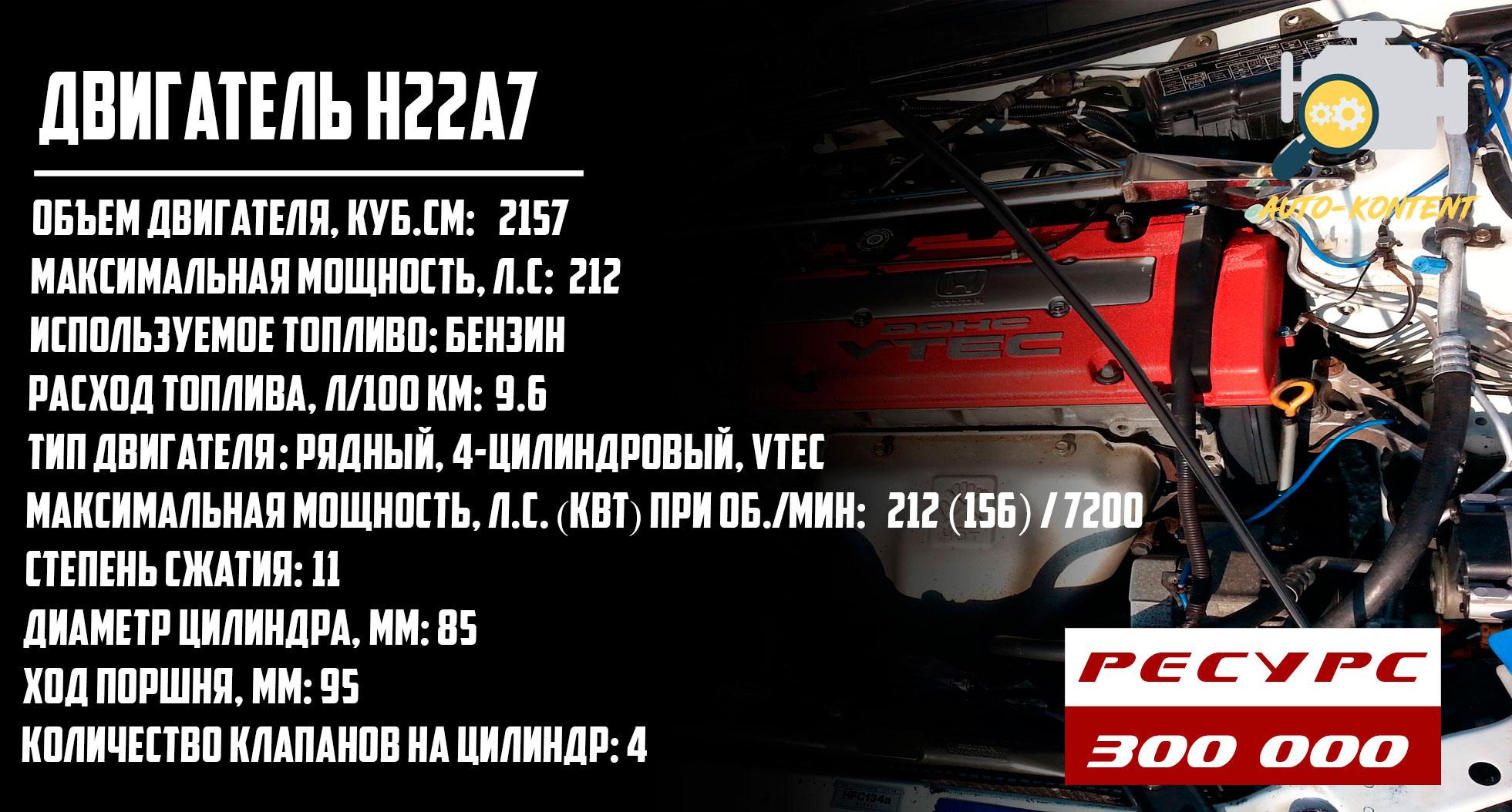 H22A7