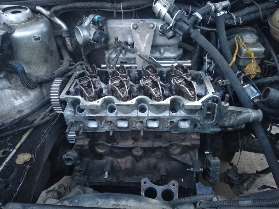 Ресурс двигателя Чери Амулет А15 1.6